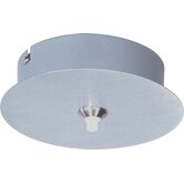 Minx  Canopy in Satin Nickel