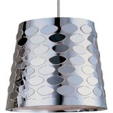 Minx 1 Light Drum Pendant