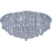 Bangle 28 Light Flush Mount