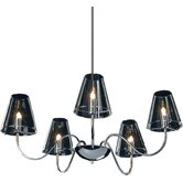 Chic 5-Light Chandelier