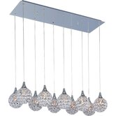 Brilliant 10 Light Pendant
