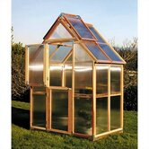 Mt. Hood Gardenhouse Polycarbonate Greenhouse
