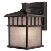 Barton 11&quot; Outdoor Wall Lantern in Winchester