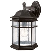 "Barlow 13"" H Outdoor Wall Lantern in Winchester"
