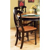 British Isles Napoleon Side Chair (Set of 2)