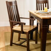Country Hickory Arm Chair