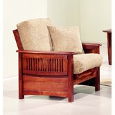 Premium Sunrise Futon Chair Set