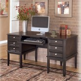 Carlyle Storage Computer Desk