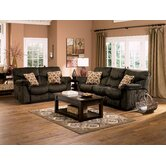 Arden Corduroy Reclining Living Room Collection