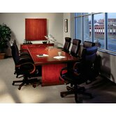 18' Toscana Rectangular Conference Table