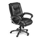 Ultimo EZ-Assemble Deluxe Mid-Back Chair