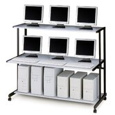 "NetStart LAN Support Stations: 60"" W LAN Station"