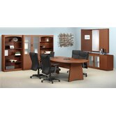 Brighton Standard Desk Office Suite