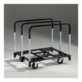 Talon Series Folding Table Cart