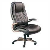 Ultimo Deluxe High-Back Office Chair with Arms