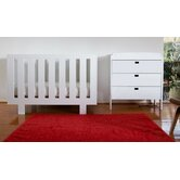 Eicho 3 Piece Nursery Crib Set