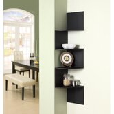 Hanging Corner Storage In Black