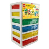 Iris Toy Boxes and Organizers