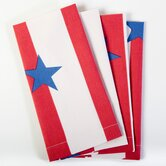 Stars and Stripes Cloth Napkin (Set of 4)