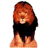 Lion Life-Size Cardboard Stand-Up