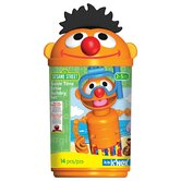 Sesame Street Swim Time Ernie Building Set