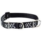 "Bling Bonz 1"" Adjustable Large Dog Combo Collar"
