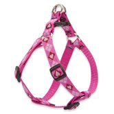 "Puppy Love 3/4"" Adjustable Medium Dog Step-In Harness"