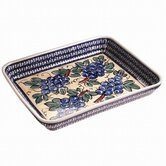 13&quot; Rectangular Baking Pan - Pattern DU8