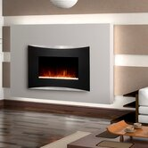Seaton Wall Mounted Electric Fireplace