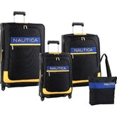 Rhumb Line 4 Piece Luggage Set
