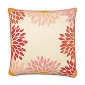 Pinkerton Eli Polyester Dahlias Decorative Pillow