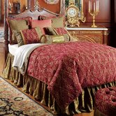 Vaughan Button-Tufted Bedding Collection