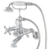90 Series Solid Brass Bath Tub Faucet with Swivel Arms