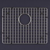 WireCraft 15.5&quot; x 19.5&quot; Bottom Grid in Stainless Steel