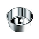 Round 13.8&quot; Bar Sink