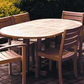Camden Oval Extension Dining Table