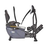 Recumbent Elliptical Cross Trainer