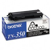 Tn350 2500 Page-Yield Toner, 2500 Page-Yield
