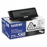 Tn580 High-Yield Toner, 7000 Page-Yield