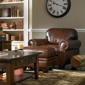 Hollander Chair and Ottoman