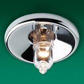 Mini Halogen Downlight in Chrome