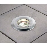 Outdoor Walkover Recessed Light in Stainless Steel