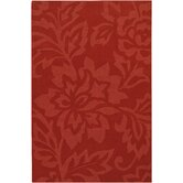 Jaipur Red Floral Rug