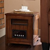Decorative Infrared Heater Side Table