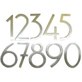 Address Lettering + Numbers