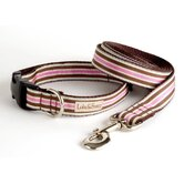 Kona Stripe Dog Lead