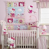 Hello Kitty & Puppy Crib Bedding Collection