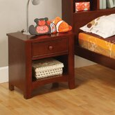 Miles 1 Drawer Nightstand