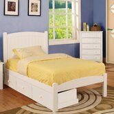 Caren Panel Bed