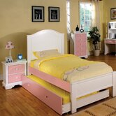 Aila Twin Panel Bedroom Collection